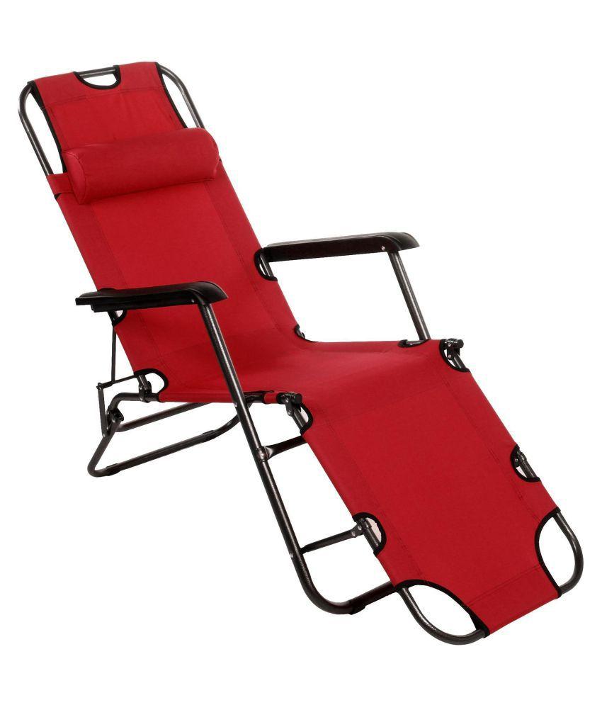 Story Home Folding Recliner Beach Lounge Garden Outdoor
