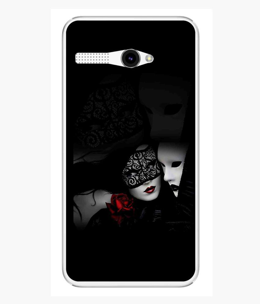 Lava Iris Atom X Printed Cover By Snooky