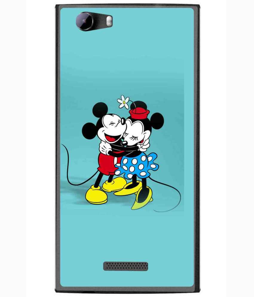 Micromax Canvas Play 4G Q469 Printed Cover By Snooky