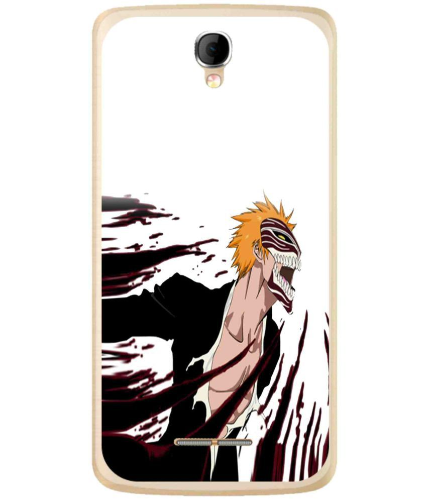 Panasonic P50 Idol Printed Cover By Snooky