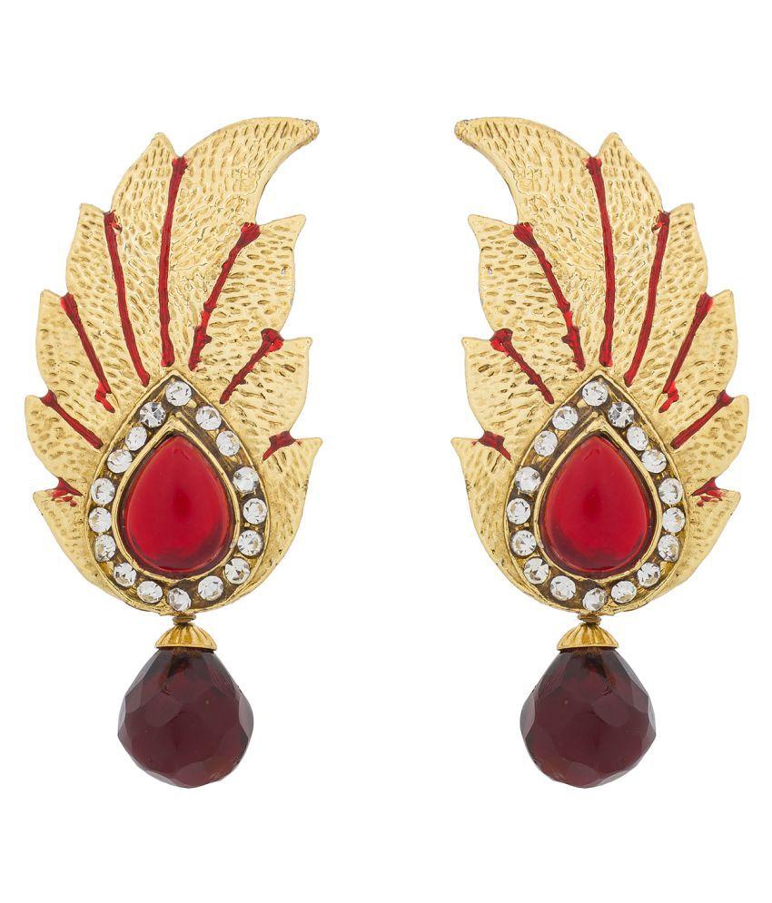 Designer Stone Studded Earrings
