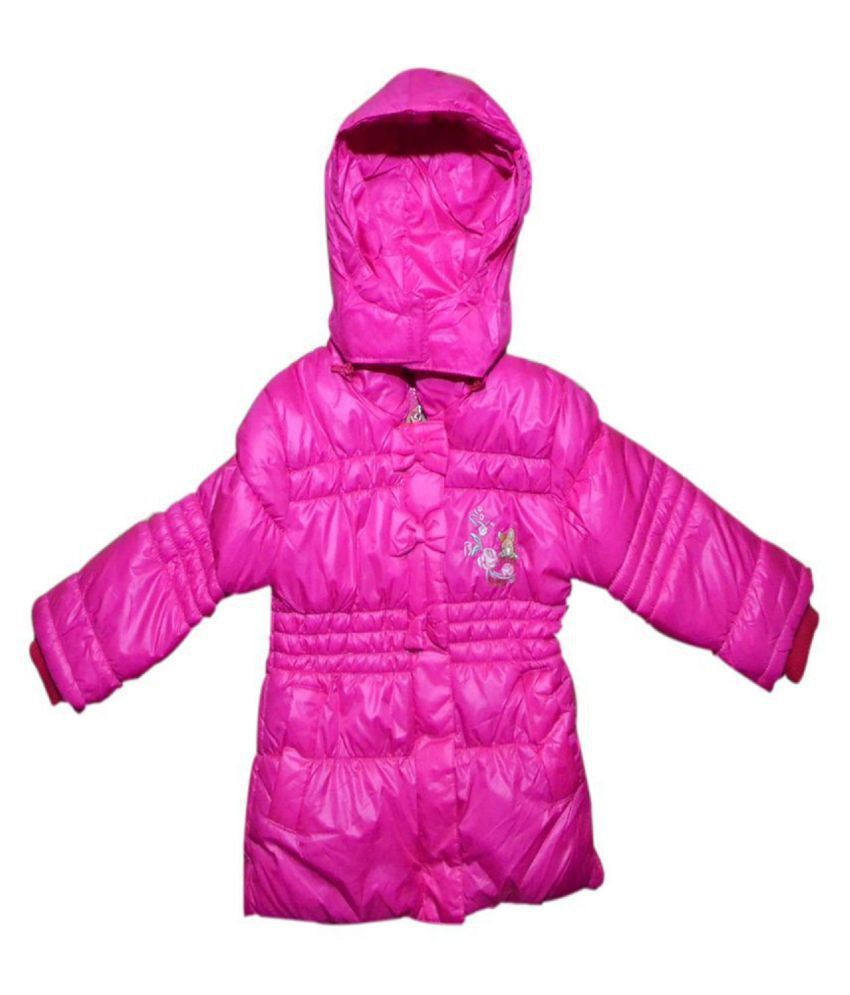 Finery Self design Boy's & Girl's Winter Jacket