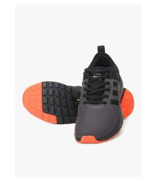 Adidas Cloudfoam Racer Black Running