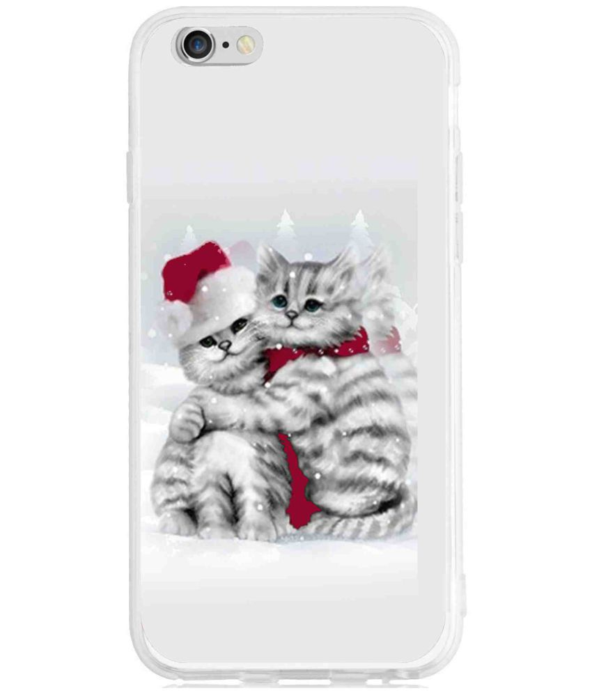 Apple iPhone 6S Printed Cover By Snooky