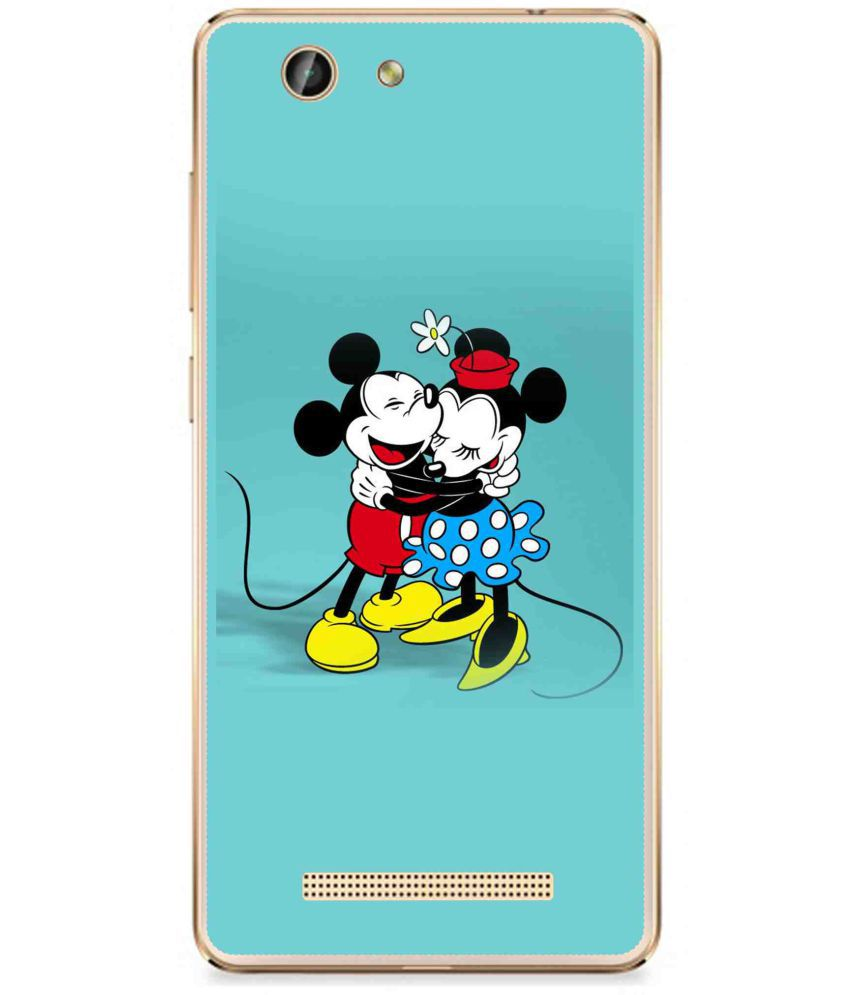 Gionee F103 Pro Printed Cover By Snooky