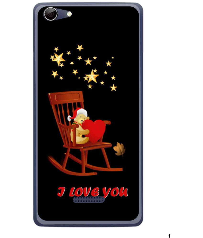 Micromax Canvas Selfie 3 Q348 Printed Cover By Snooky