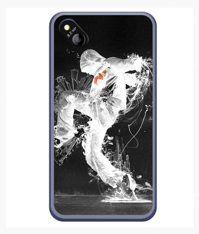 Micromax Bolt D303 Printed Cover By Snooky