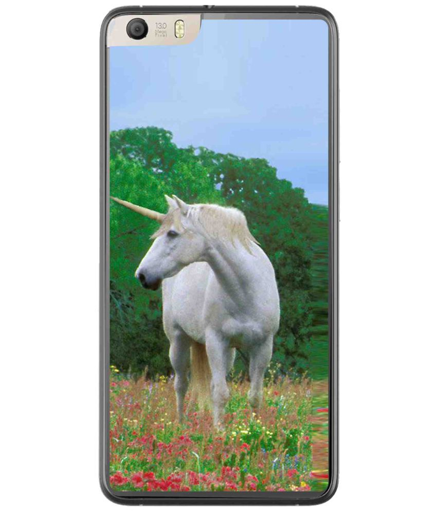 Micromax Canvas Knight 2 E471 Printed Cover By Snooky