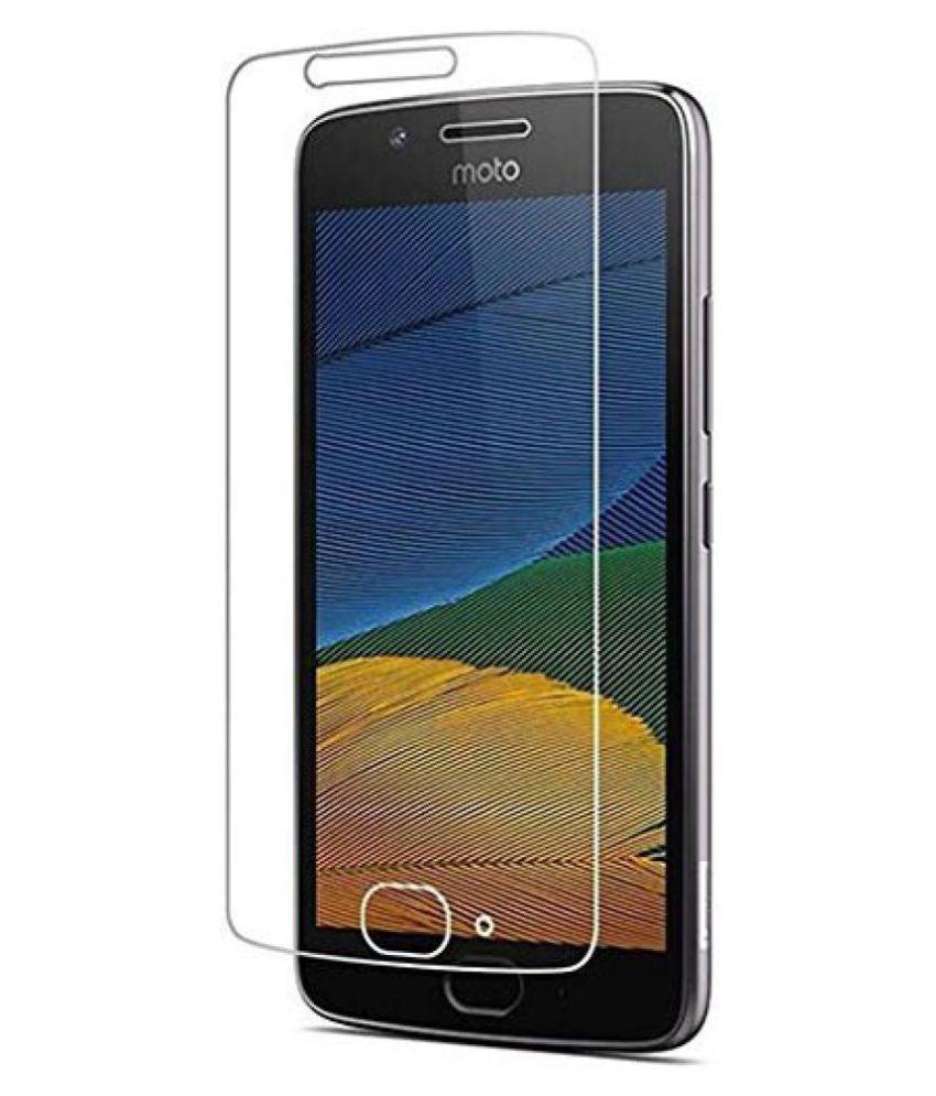 quality design de71e 7a55b Motorola Moto E4 Plus Tempered Glass Screen Guard By Mascot max