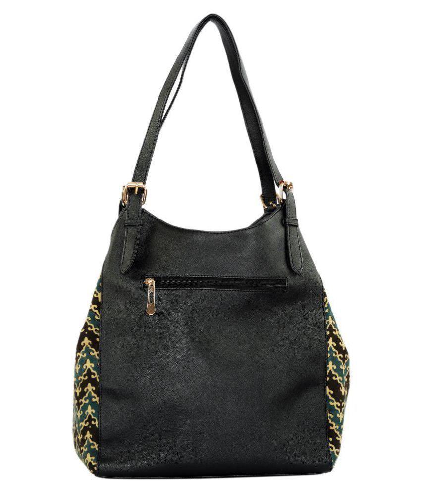 Myrah hand bags Multi Faux Leather Shoulder Bag