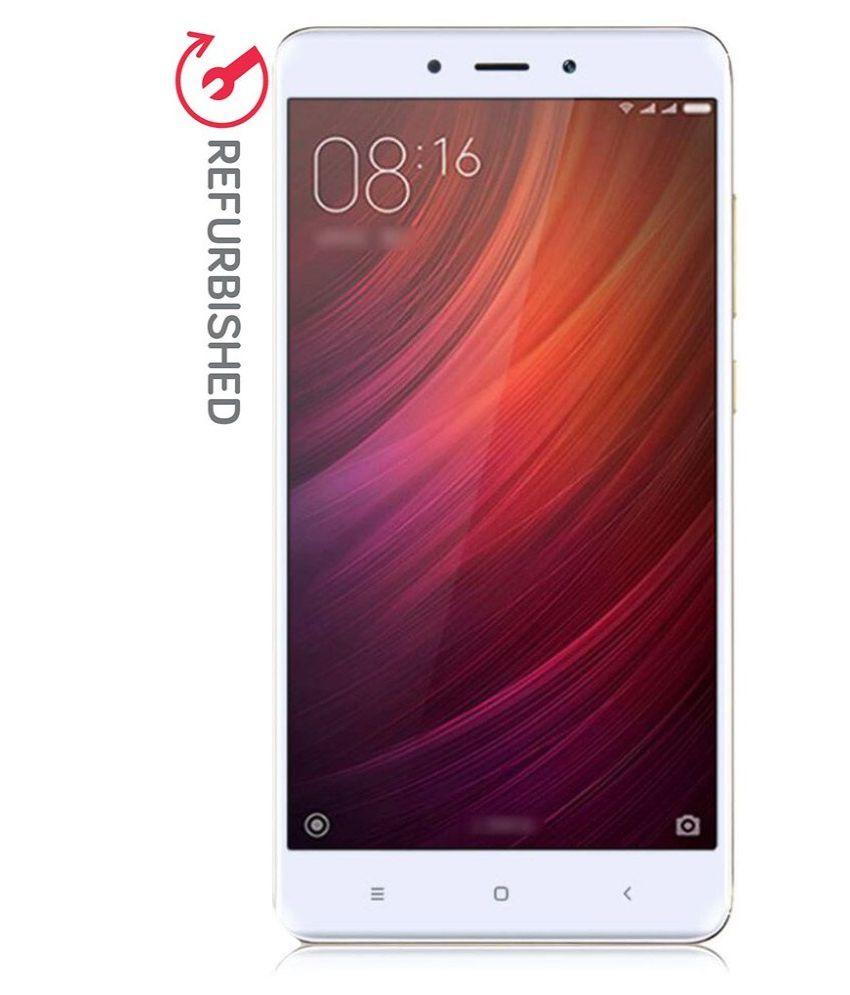 REFURBISHED Redmi Note 4 32GB Gold 3GB RAM (6 Month...