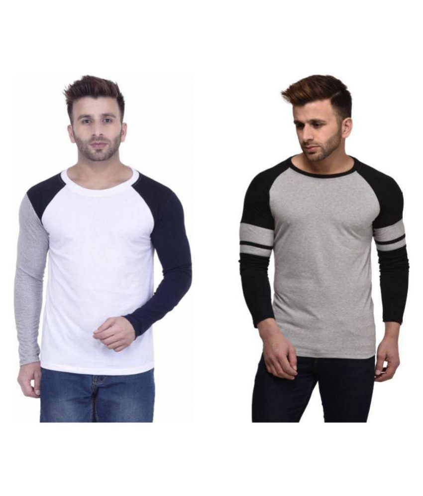 oovs Multi Round T-Shirt