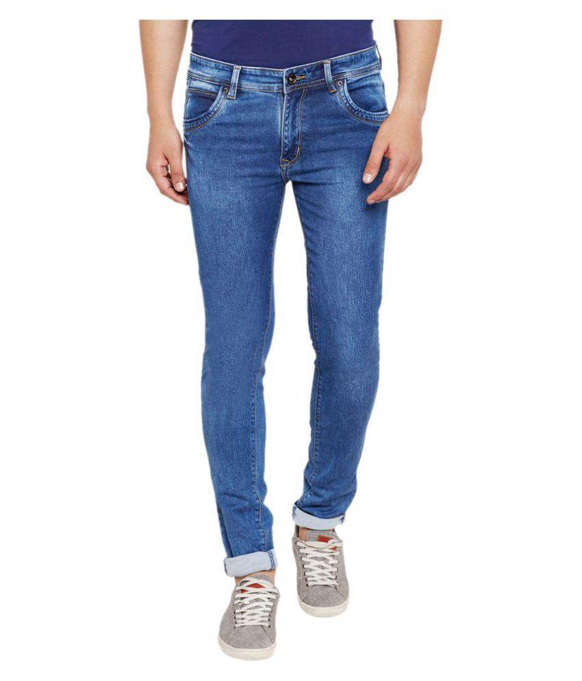 Stylox Light Blue Slim Jeans