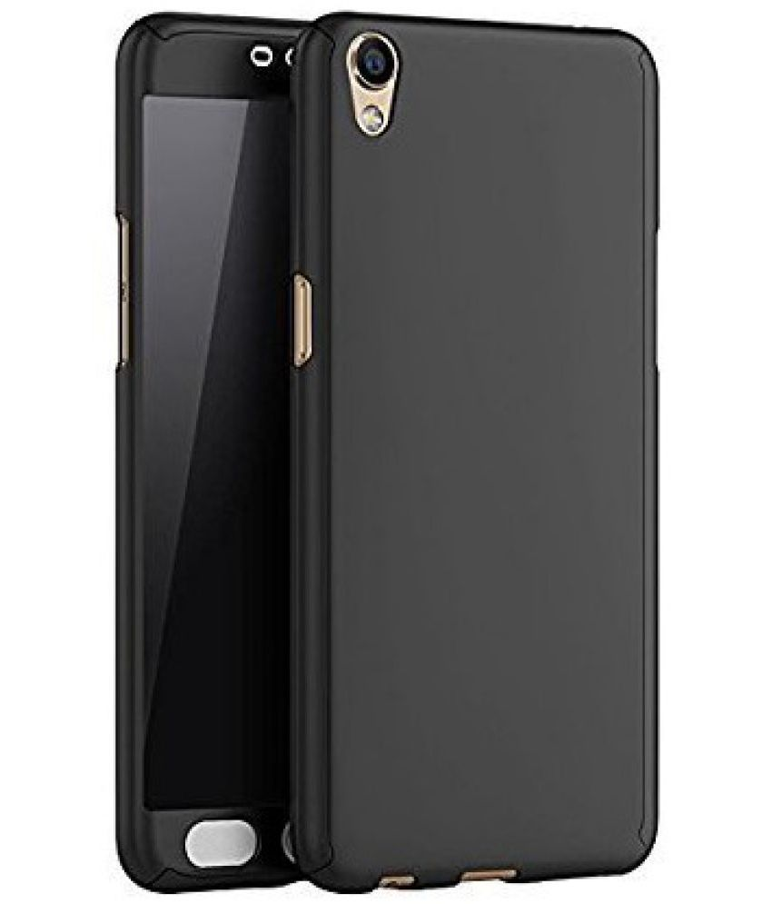 Oppo A37 Hybrid Covers Ipaky - Black