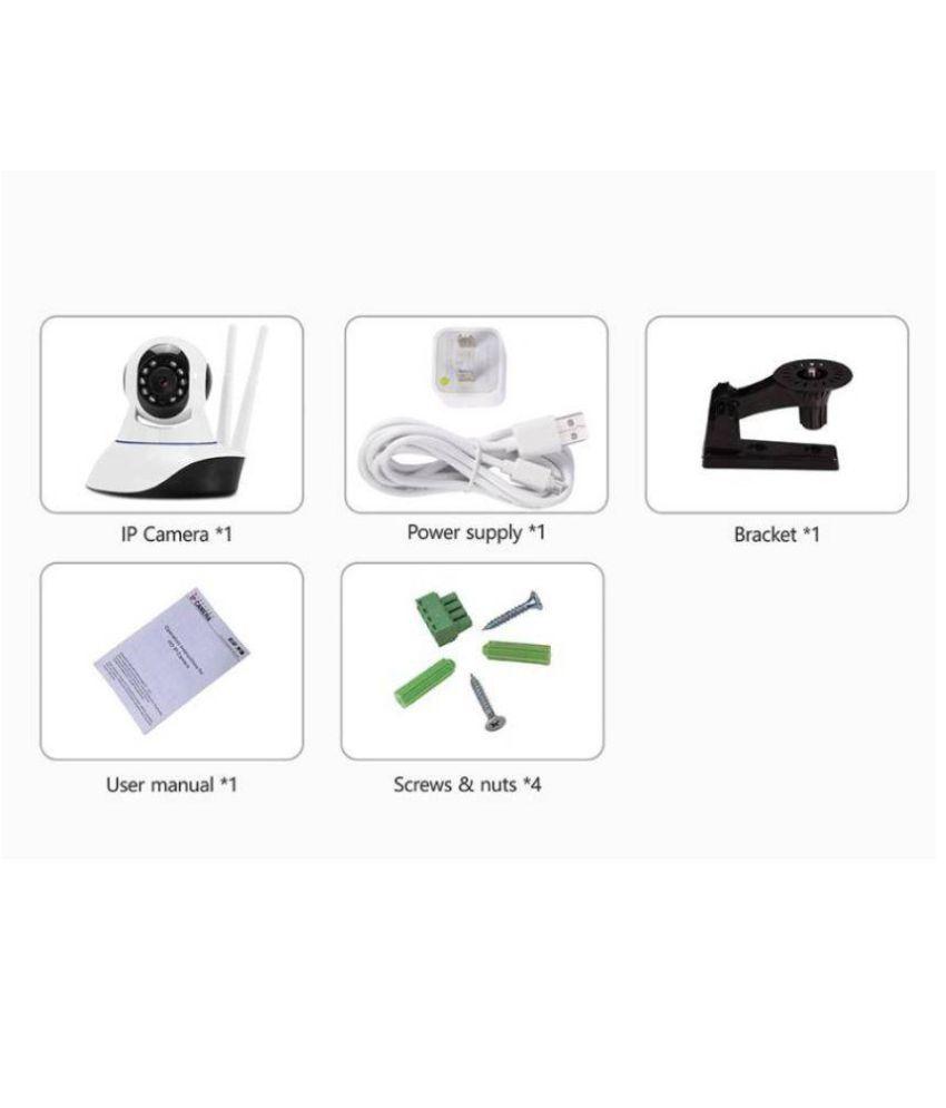 WDS WiFi Smart Mini Wireless IP CCTV MP Digital Camera Price