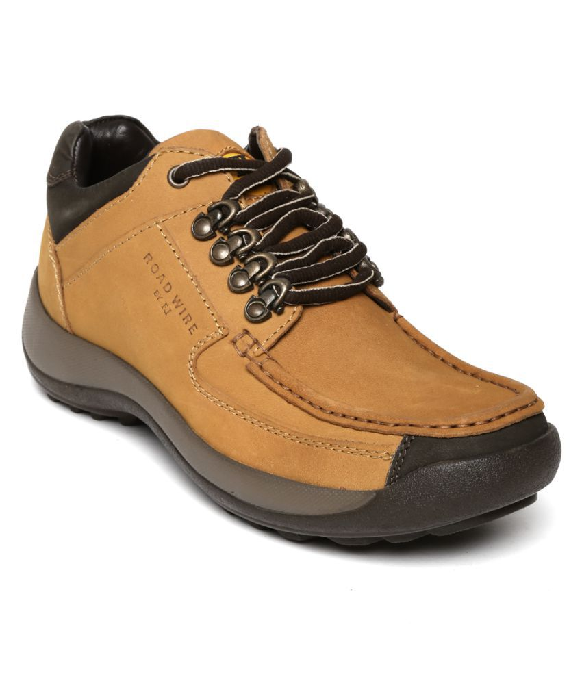 1231f3b3929 FRANCO LEONE 9904 Outdoor Tan Casual Shoes - Buy FRANCO LEONE 9904 Outdoor  Tan Casual Shoes Online at Best Prices in India on Snapdeal