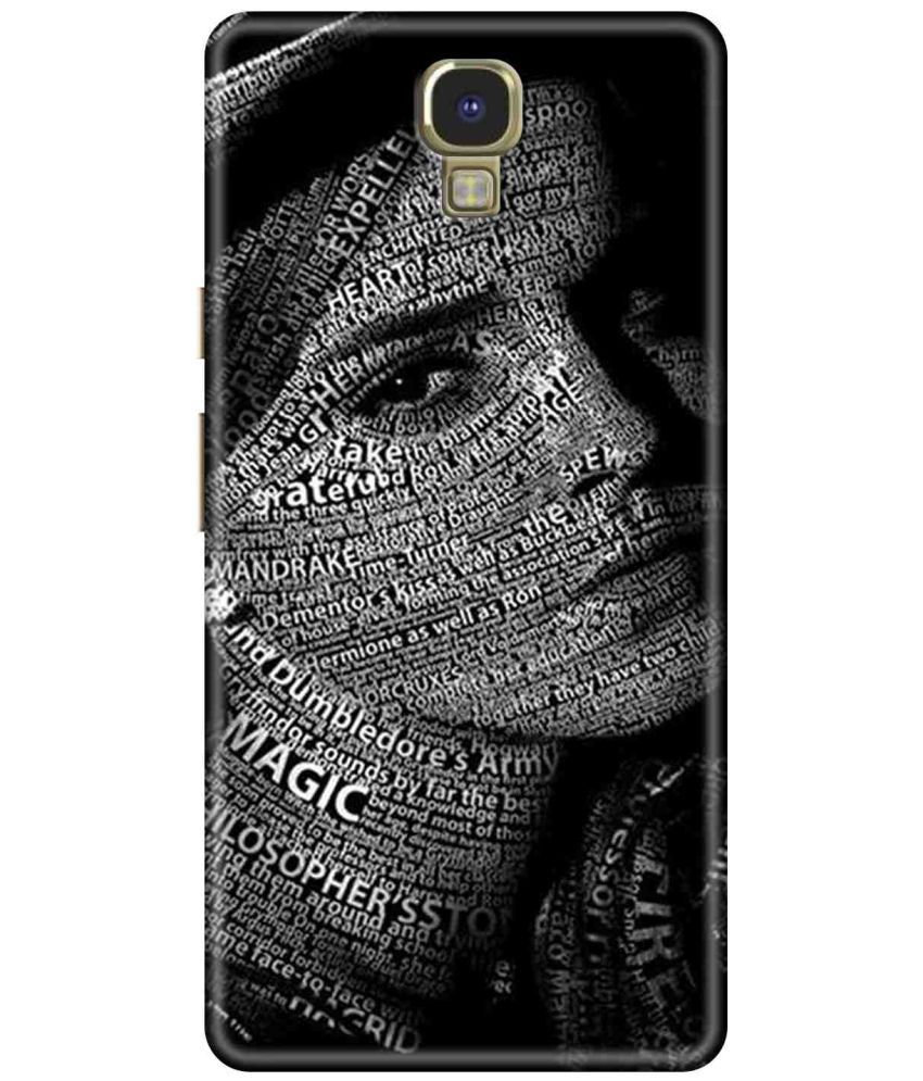 Infinix Note 4 Printed Cover By ZAPCASE