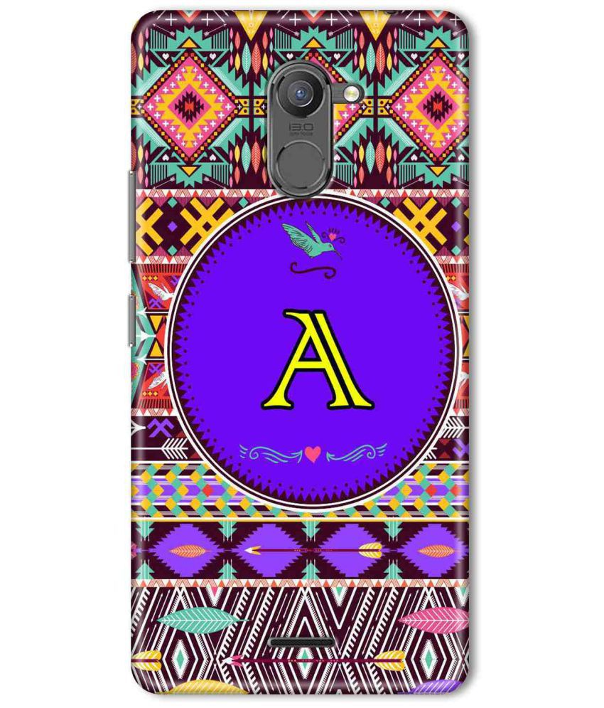 Infinix Hot 4 Pro Printed Cover By ZAPCASE