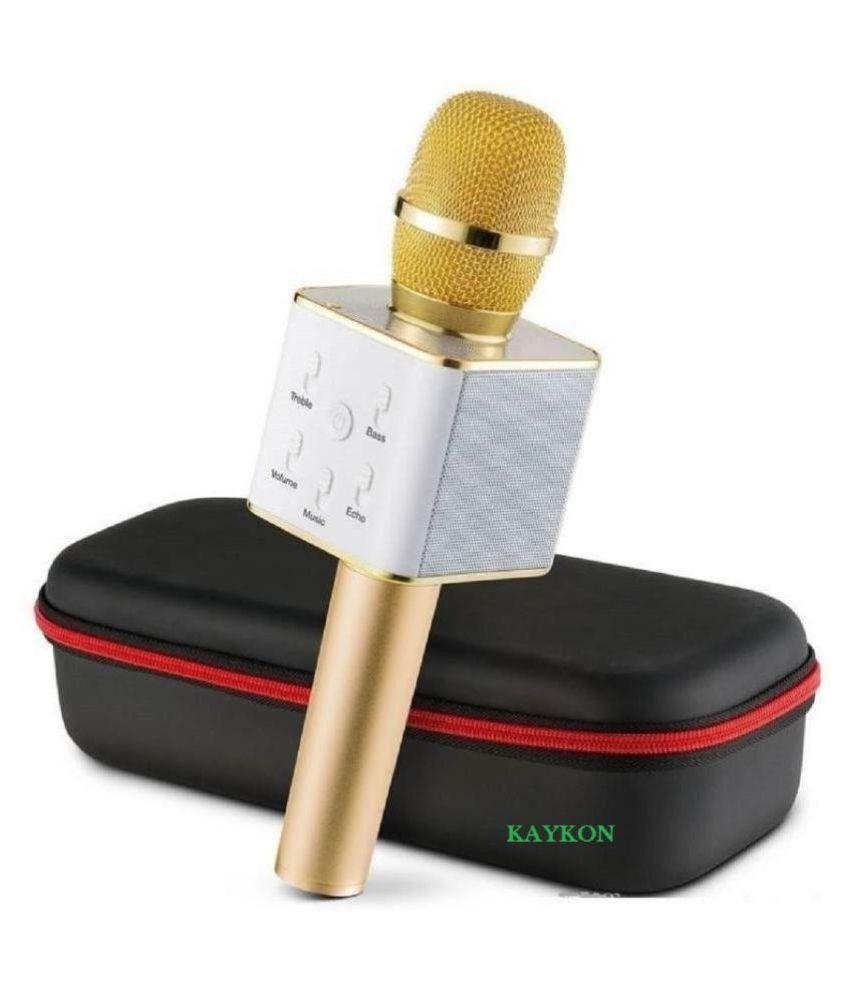Kaykon Bluetooth Wireless KARAOKE Mic PA System