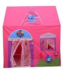fastdeal Jumbo Size Queen Palace Tent House for Kids