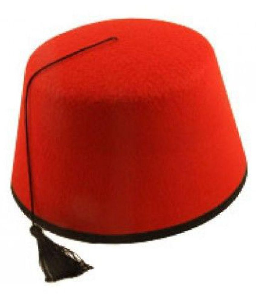 AbranTrendz Turkish Cap Red  Buy Online at Low Price in India - Snapdeal 98d9dfa5b1b