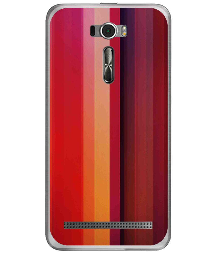 Asus Zenfone 2 Laser ZE601KL Printed Cover By Snooky