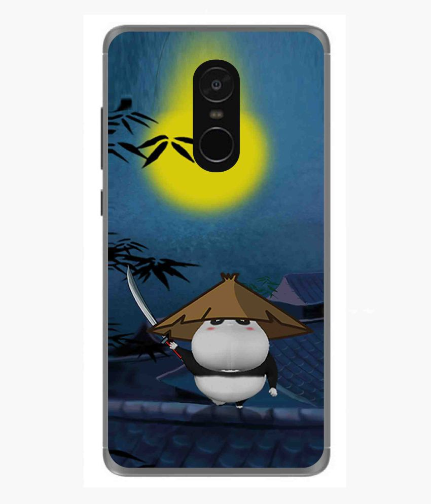 Xiaomi Redmi Note 4 Printed Cover By Snooky