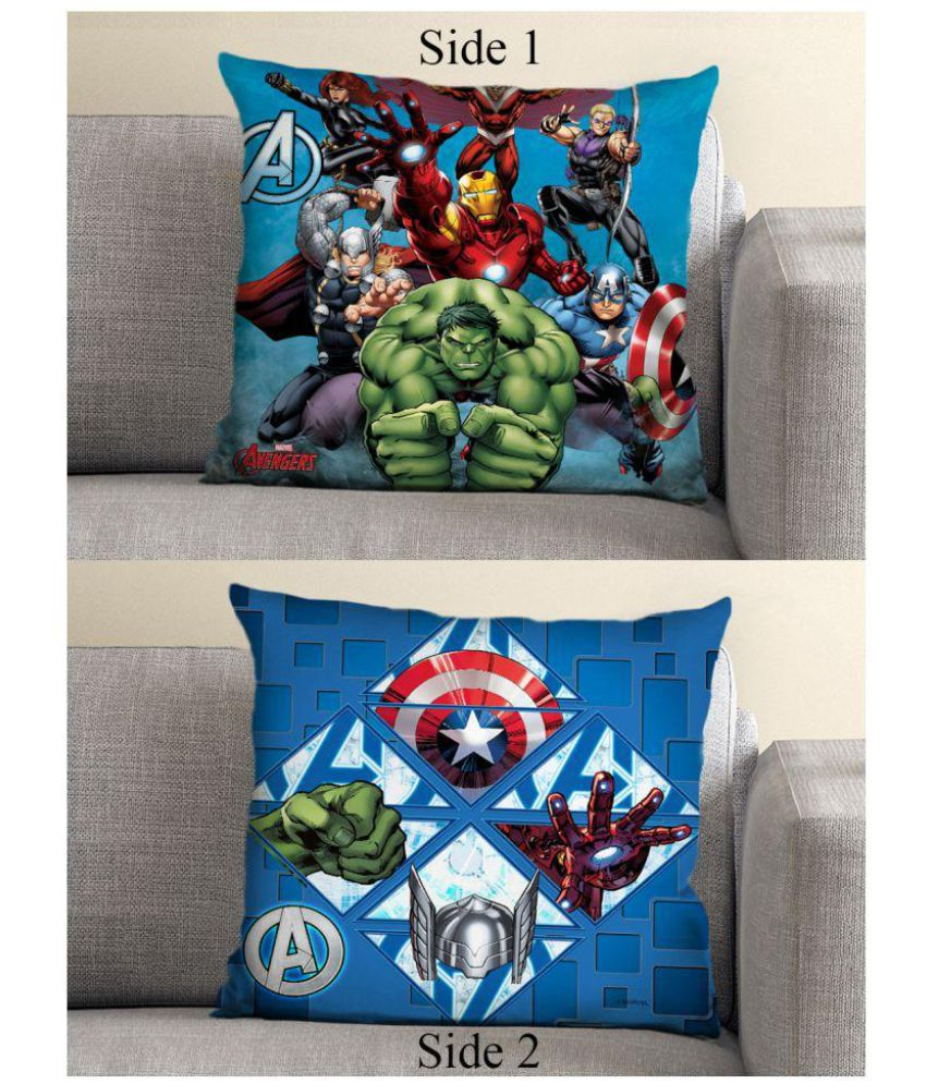 Marvel Single Multi Polyester Filled Cushion