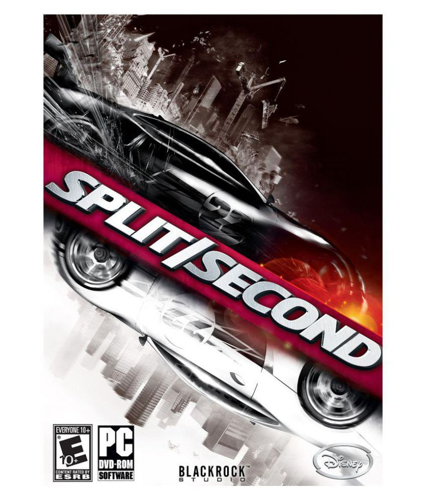 Split Second PC (Offline Mode Only) ( PC Game )