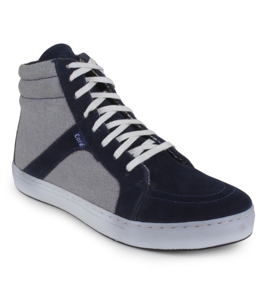 CORE' ESPANA Gray Casual Boot
