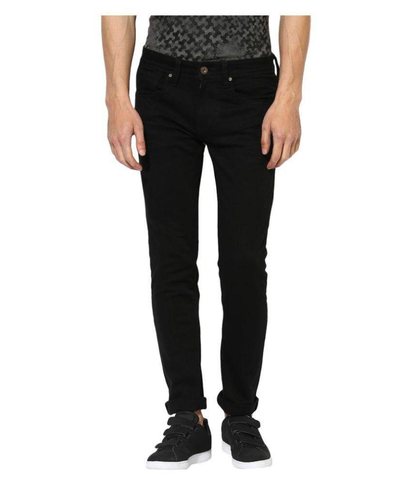 Greenfibre Black Slim Jeans