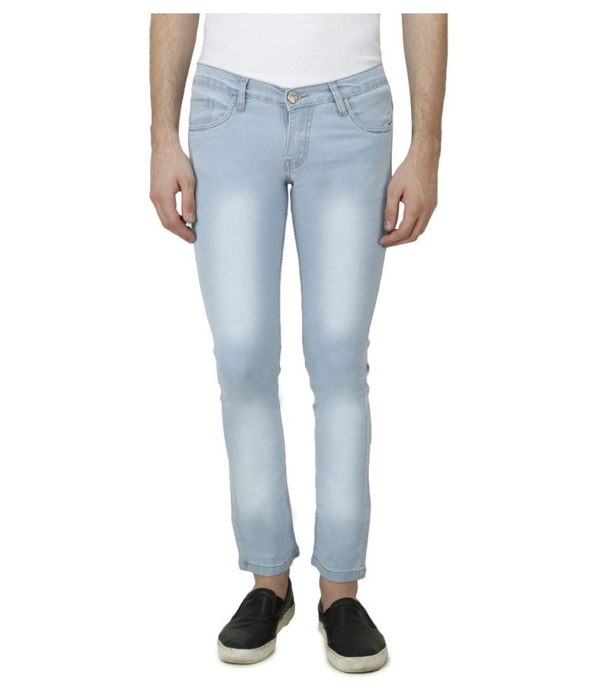 5ACE Blue Slim Jeans