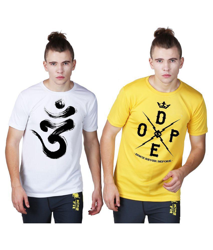 Essenze Multi Round T-Shirt
