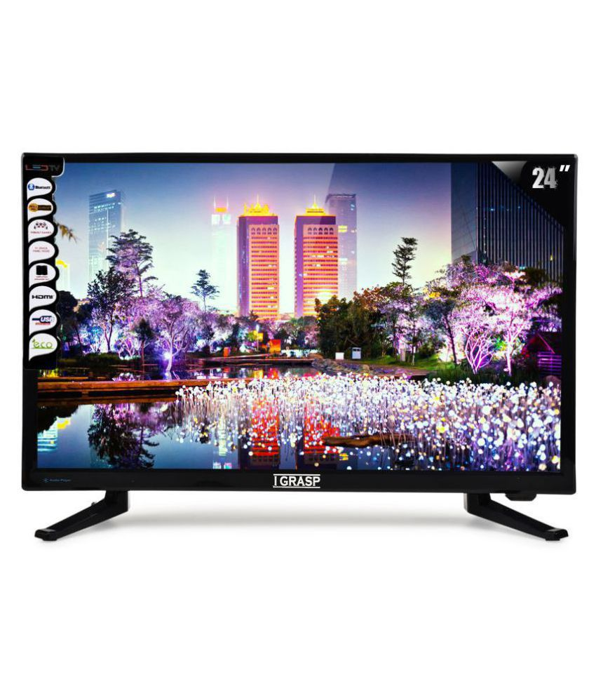 I Grasp Bluetooth IGB-24 61 cm ( 24 ) Smart Full HD (FHD) LED Television
