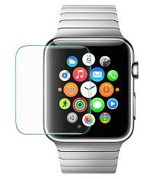 Apple i watch 42mm Tempered Glass Screen Guard By SpectraDeal