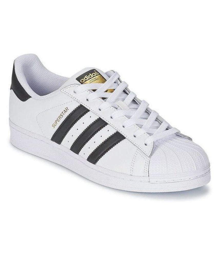 reputable site b44c8 486d3 Adidas SUPERSTAR White Casual Shoes Adidas SUPERSTAR White Casual Shoes ...