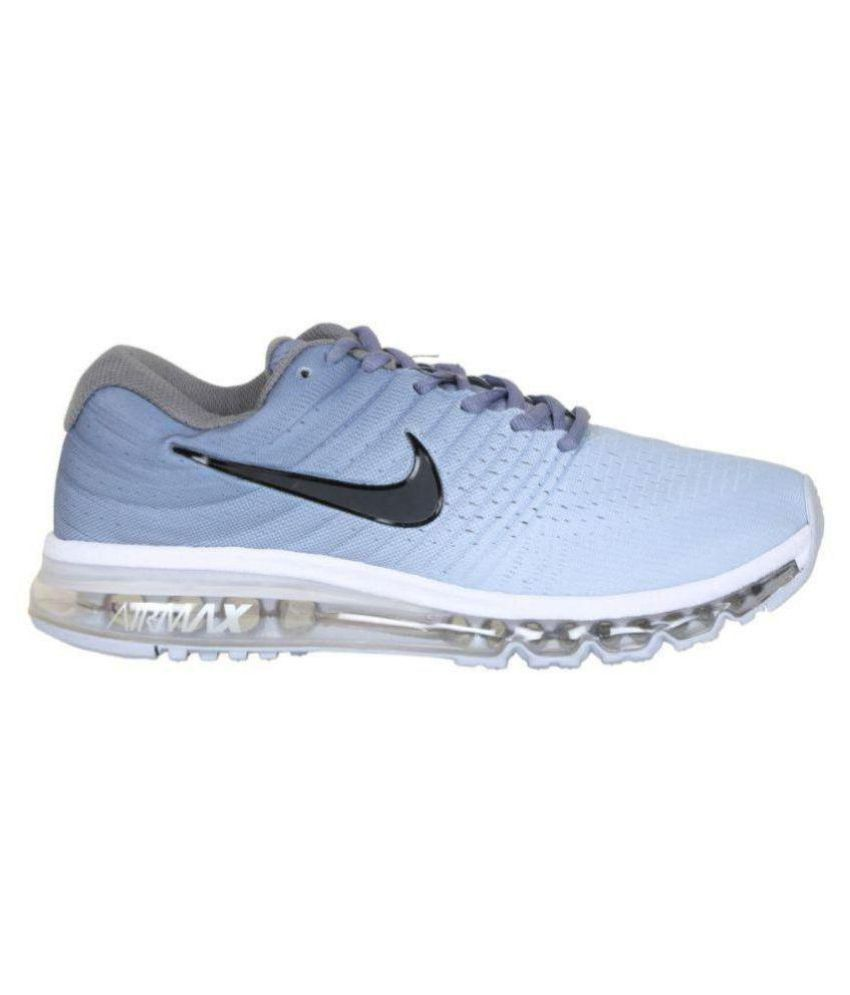 1f04a38366fc Nike Air Max 2017 Running Shoes Rs.3950 Rs.9999 (60 % OFF) at Snapdeal   Snapdeal Today Offers- 7 NOV 2017