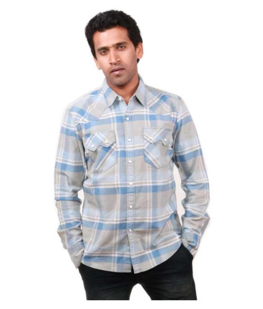 Levi's Multi Casual Slim Fit Shirt