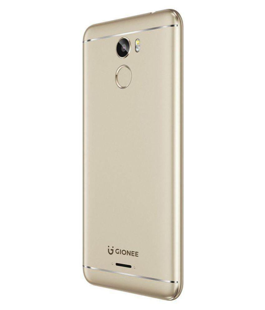 Gionee X1 ( 16GB , 2 GB ) Gold