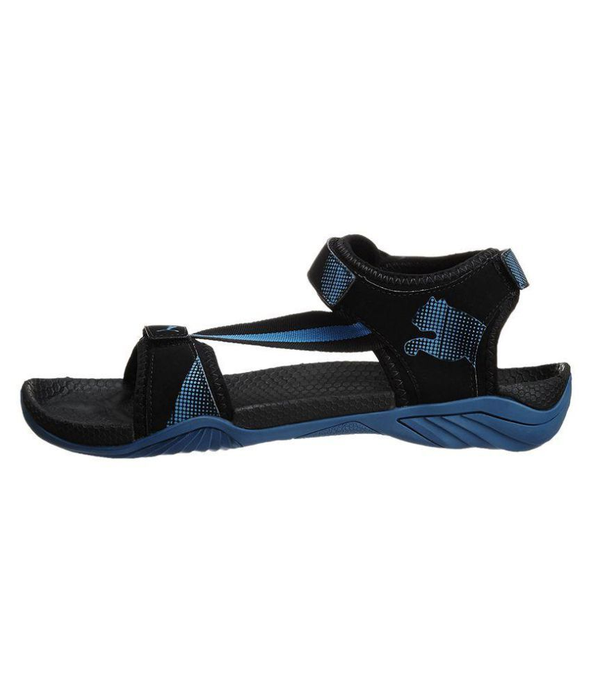 puma men's k9000 xc canvas sandals