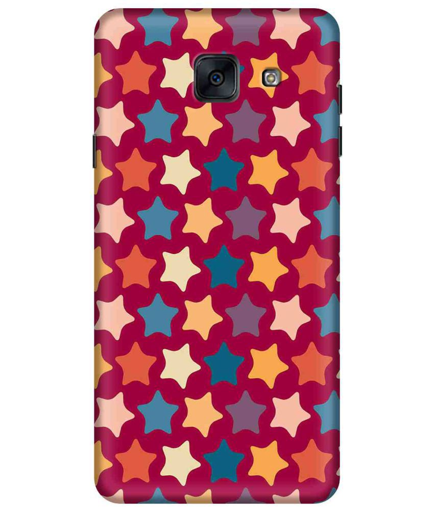 Samsung Galaxy On Max Printed Cover By LOL