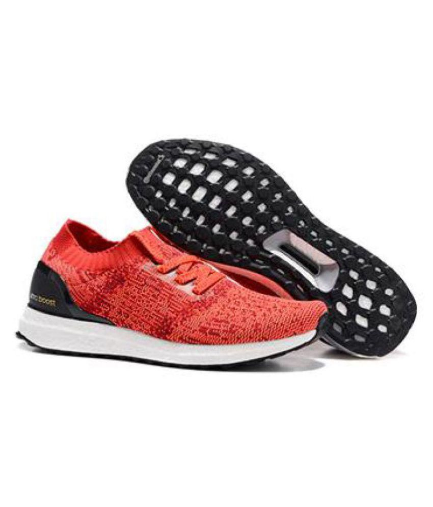 1d0bb4253c9 Adidas ULTRA BOOST UNCAGED SPRING Running Shoes - Buy Adidas ULTRA BOOST  UNCAGED SPRING Running Shoes Online at Best Prices in India on Snapdeal