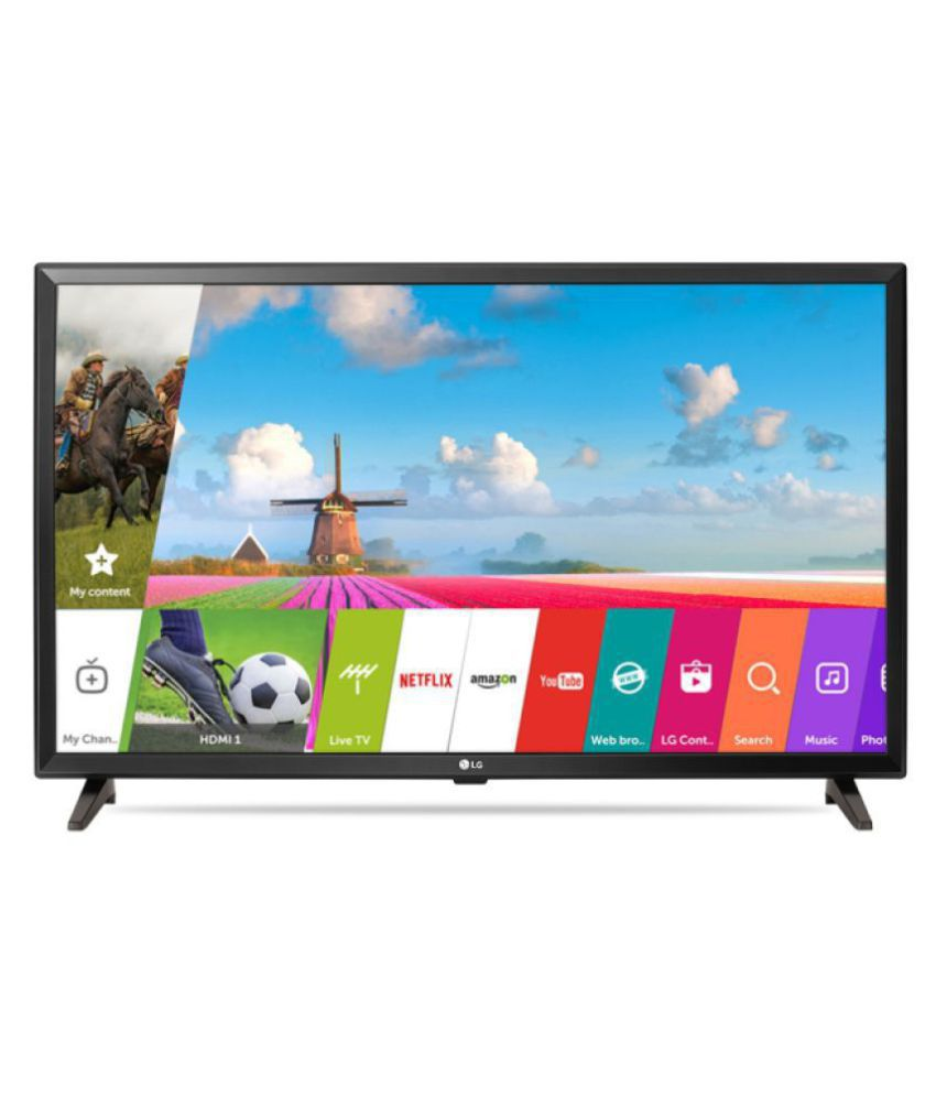 buy lg 32lj618u 80 cm 32 hd ready hdr led television online at best price in india snapdeal. Black Bedroom Furniture Sets. Home Design Ideas