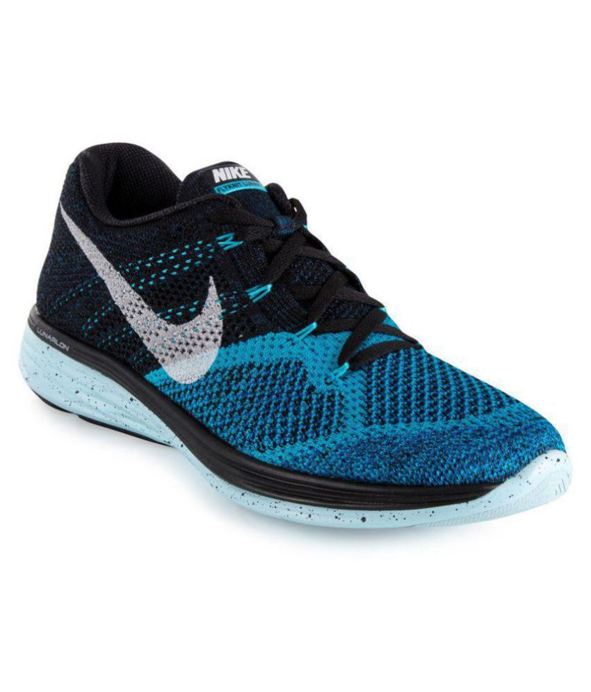 release date: 8c469 c8a47 Nike Nike Flyknit Lunar 3 Running Shoes