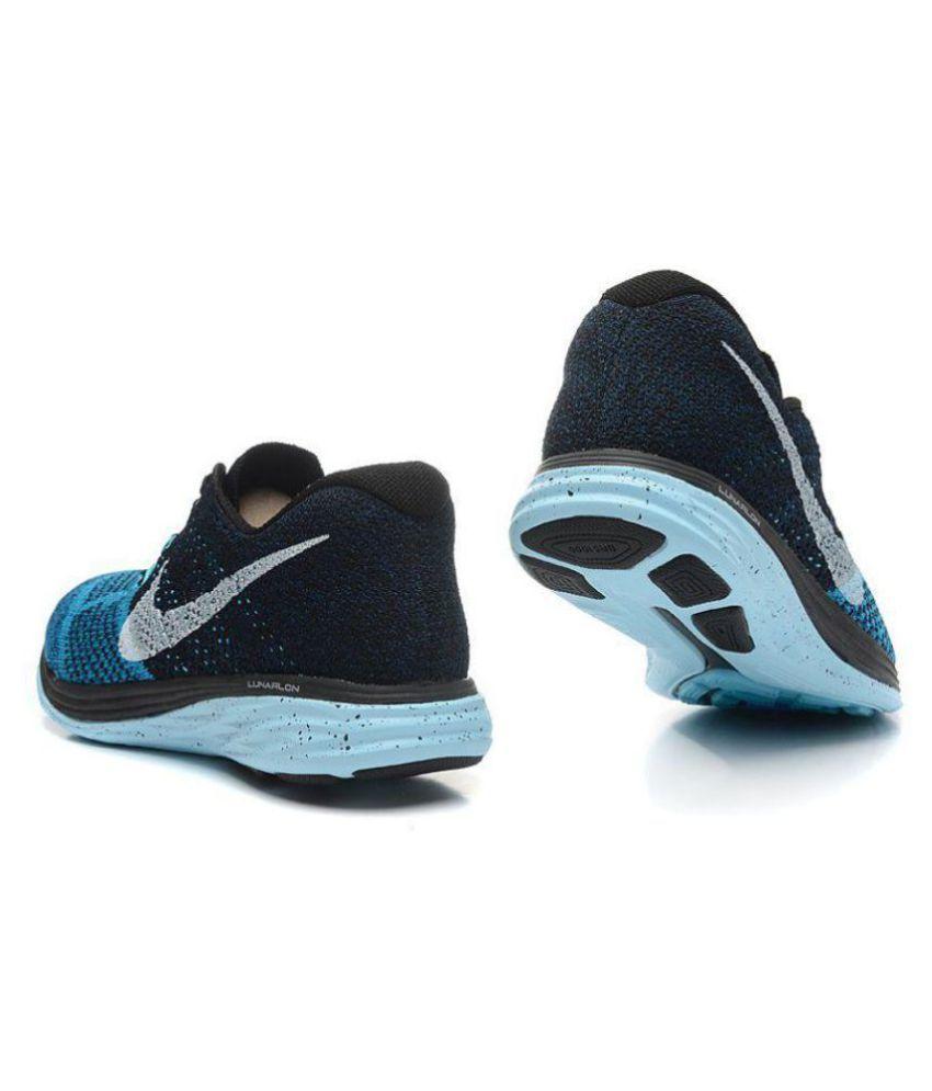 release date: 53042 af290 Nike Nike Flyknit Lunar 3 Running Shoes