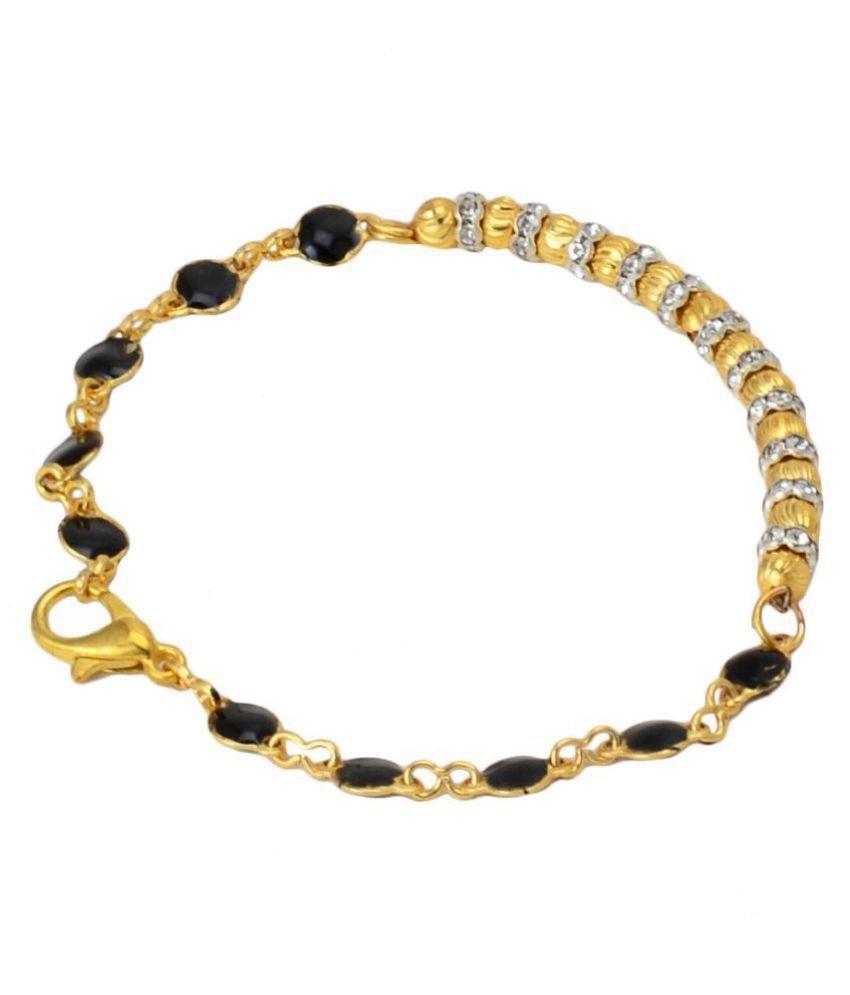 M4u Fashion Western Black Color Bracelets