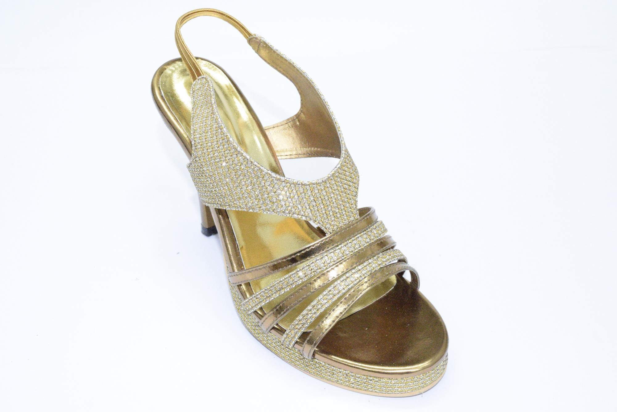 Parmar Boot House Tan Cone Heels