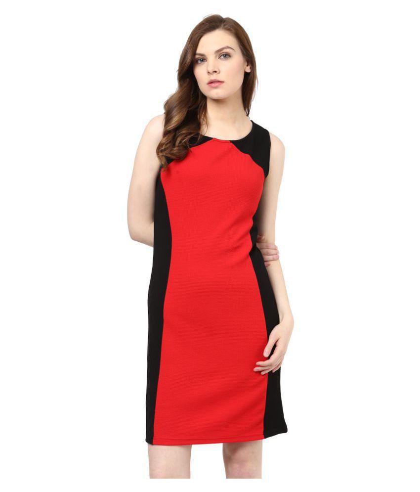 Taaruush Polyester Dresses