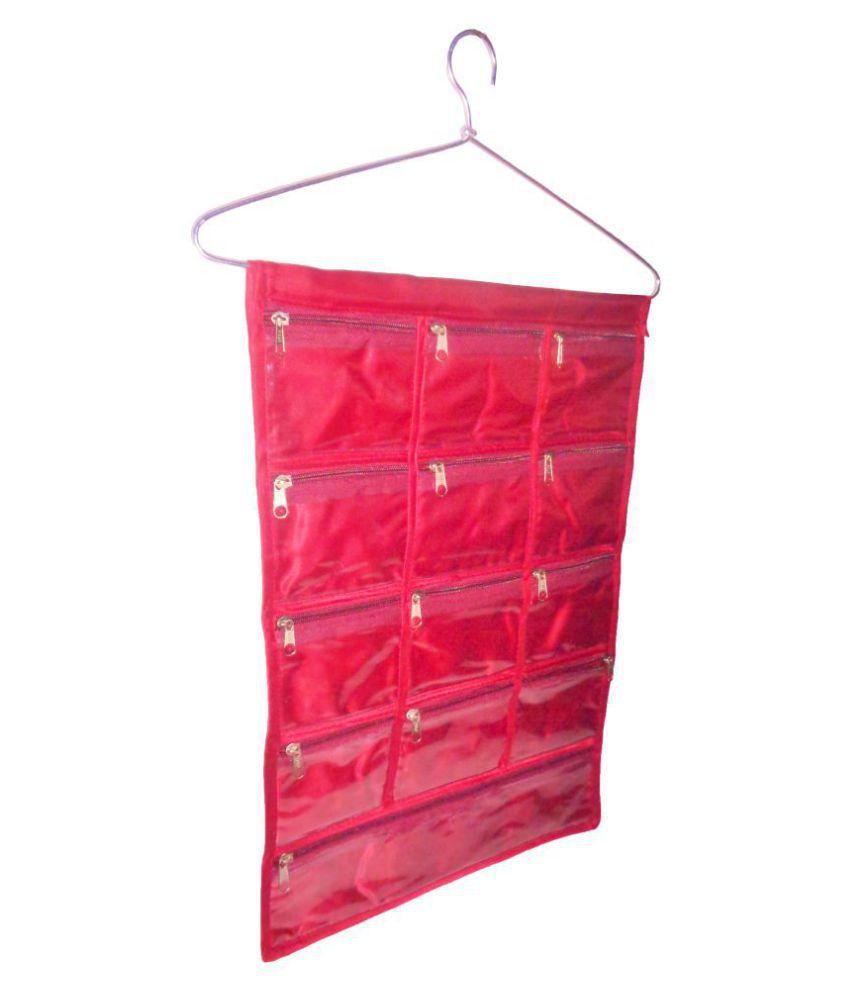 ABHINIDI Pink Jewelry Cases - 1 Pc