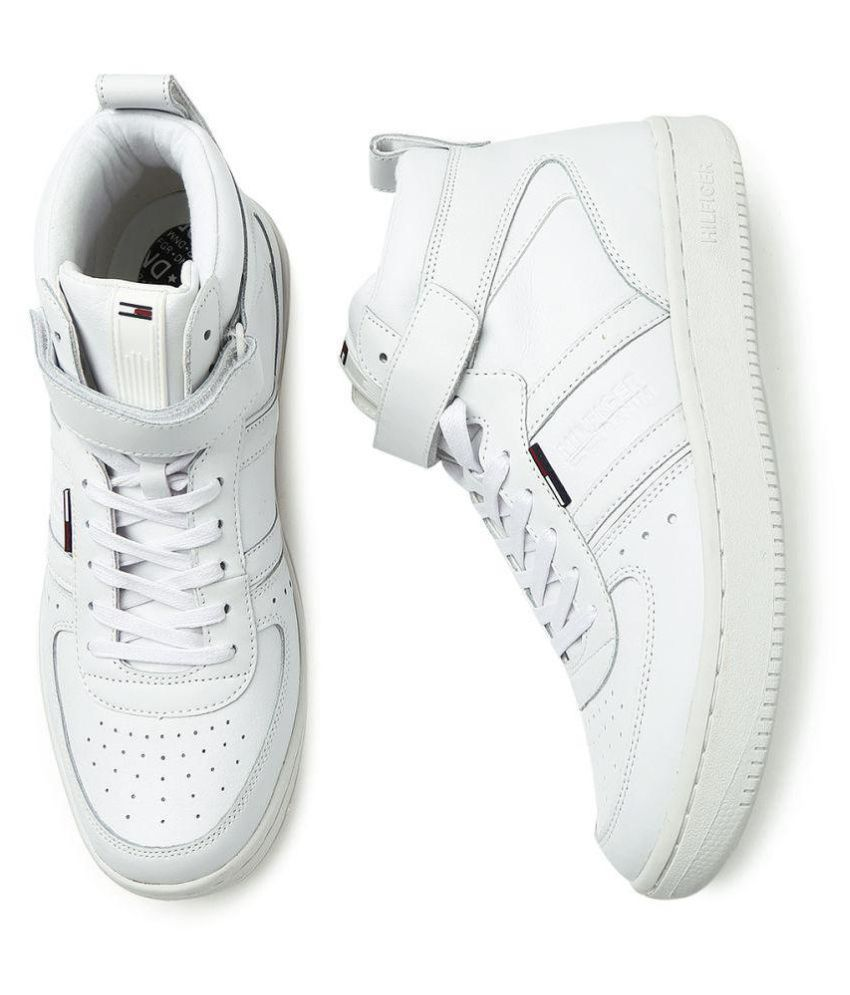 f0c840239 Tommy Hilfiger Sneakers White Casual Shoes Tommy Hilfiger Sneakers White  Casual Shoes ...
